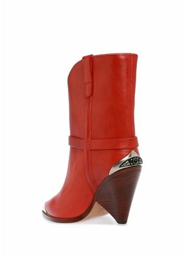 Etoile Isabel Marant Bot Kırmızı